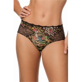 Braga Short Fleurs de Jungle ACG0406 Lise Charmel