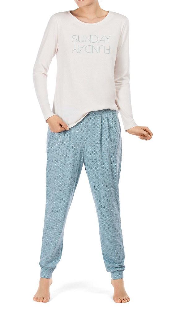 cf46d66258 Pijama Llarg 082365 Skiny Dona - Lencería íntima Bonet
