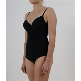 Body de Tirantes 40376 Gemma color negro