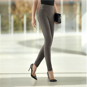 Pantalón Perfect Fit Winter 1020934 Grey Dark Janira