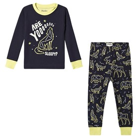 Pijama Hatley Glow in the Dark Wild Constellations ACK204