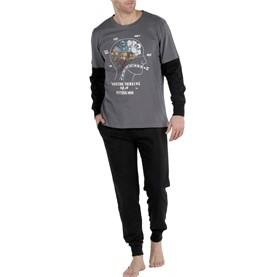 64a31c8a4b Pijama Home 5374 Pettrus