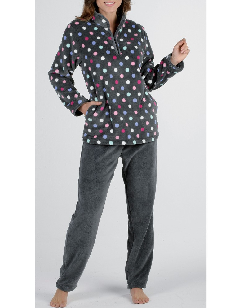 b21d73e27f Pijamas Mujer 2118 Pettrus - Lencería íntima Bonet