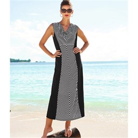 Vestido Pure Stripes 8657 Anita
